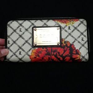 L.a.m.b. marigold wallet